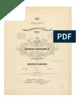 Grand Traité d'instrumentation et d'orchestration modernes-Berlioz