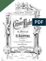 Bertini - Op.29 - 24 Etudes