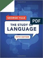 Lingustics. Chapter 9. Semantics