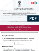 UDINE 2017 Dicontinuities
