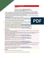 A Guide to Spanish - ALPHABET