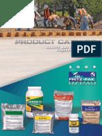Fritz Pak Catalog