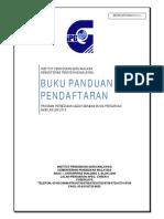 07 Buku Panduan Pendaftaran PPISMP.pdf