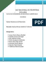 Informe de Columnas Resistencia