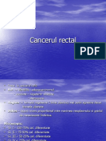 Cancerul Rectal