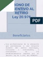 Incentivo Al Retiro 2017