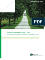 Creating a Green Supply Chain WP