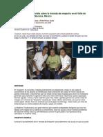 Compilación y Entrevista Sobre La Tronada de Empacho en El Valle de Atongo