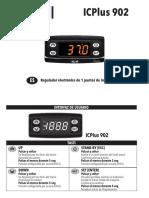 ICPlus 902 Instruction Sheet 9IS44315-3 ES Rel.1113
