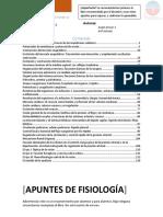 Fisiología de Guyton - Compendio
