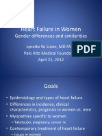 HF in women