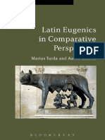 Latin Eugenics in Comparative Perspective