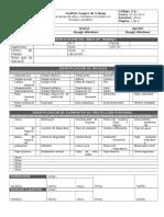 FORM 2.6. Análisis Seguro de Trabajo