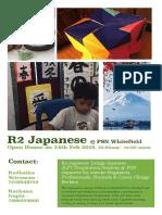 r 2 Japanese
