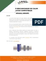 JUNTES PER BESCANVIADOR DE CALOR DE LAYGO COMPATIBLES HISAKAARSOPI.pdf