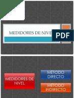 Medidores de Nivel Expo