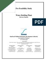 SMEDA Mineral Water (Water Bottling Plant).pdf