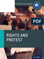 Rights and Protest - Course Companion - Mark Rogers and Peter Clinton - Oxford 2015