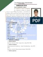 Curriculum Alonso