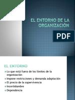 El entorno de la Organización.pptx