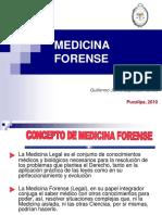 clase de medicina legal