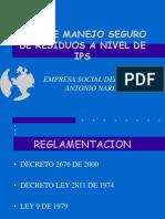 Presentacion Manejo Desechos (1)