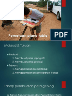 11 Plane Table