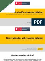 contrataciones publicas en cosntructoras