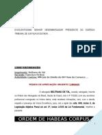 Habeas Corpus Prisao Preventiva Sentenca Condenatoria Pen Pn357 0