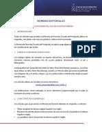 Normas Editoriales PDF