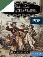 Historia de La Pirateria - Philip Gosse