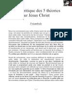 Réponse à 5 théories sur Jésus Christ.pdf
