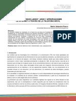 8. Teoría de los usos y apropiaciones.