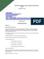 NP 116 2004 NORMATIV Privind Alcătuirea Structurilor Rutiere Rigide Şi Suple Pentru Străzi