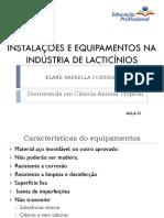 Aula 02 Laticinio Instalações Equipamentos (1)