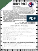 The Patriot Post October Spanish