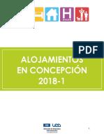 2018 1 Alojamientos Concepcion