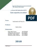 5to Informe Del Laboratorio de Física II
