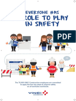 Poster International Safety Week 2018