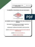 4 DBC - Supervision Técnica Vf. PUBLICADO