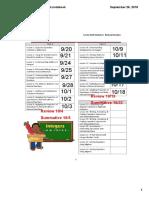 m2 regular assignment sheet
