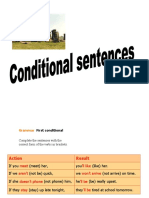 12.- Conditional Sentences