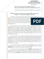 Order GrantingContinuanceDeadlines Davis 10-15-2018