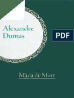 Alexandre Dumas - Mana de mort.pdf