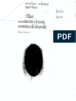 ELKAN-INTROALATEORIAECONOMICADELDESARROLLO