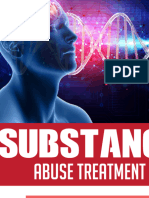 Substance Abuse Treatment Infographic