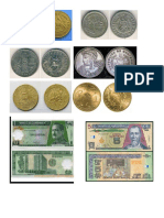 Moneda y Billetes de Guatemala
