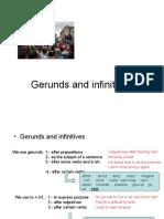 10.- Gerunds and Infinitives