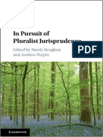 Nicole Roughan, Andrew Halpin - In Pursuit of Pluralist Jurisprudence (2017, Cambridge University Press)