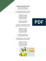canciones infantiles letra.docx